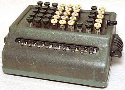 London Computator Corporation 509/S
