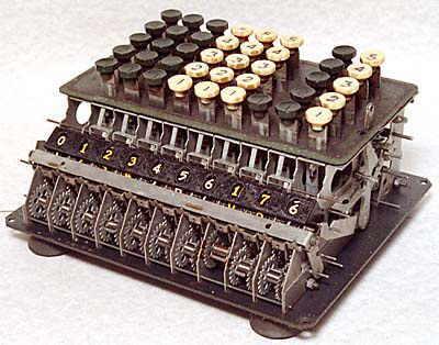 computator buttons wheels