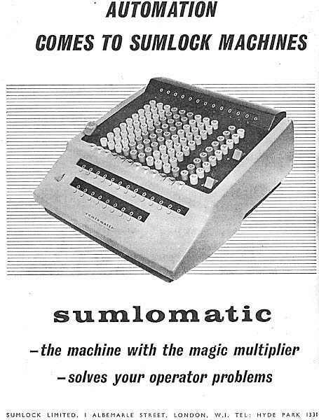 Sumlomatic advertisement